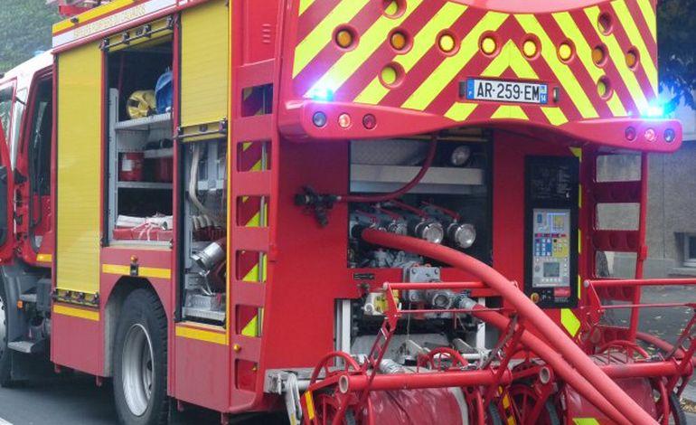 Légères perturbations sur l'A84 après l'incendie d'un poids-lourd