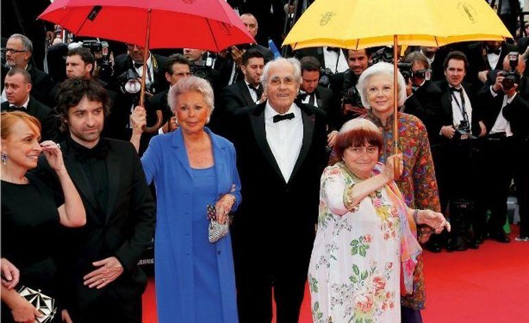 Standing ovation pour les Parapluies à Cannes
