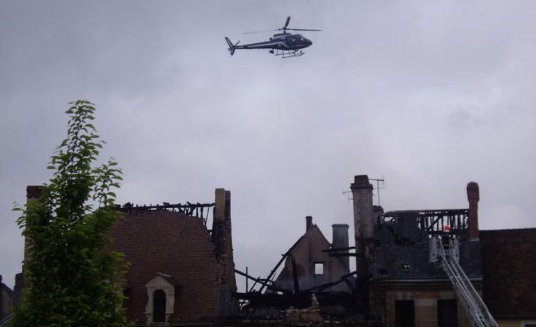 Incendie du Normandy: la réaction du maire de Sées