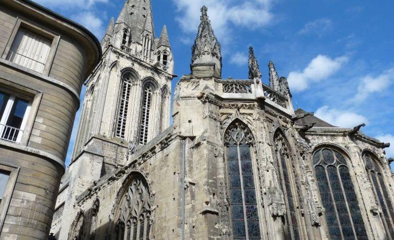 La place Bouchard de Caen en partie fermée lundi