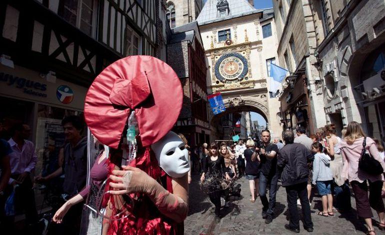 C'étaiten1431 : Jeanne d'Arc fêtée ce samedi