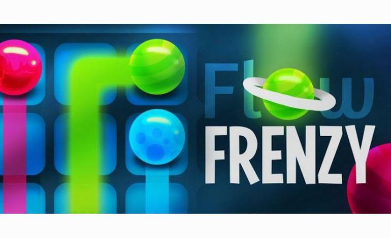 L'appli de la semaine : Flow Frenzy
