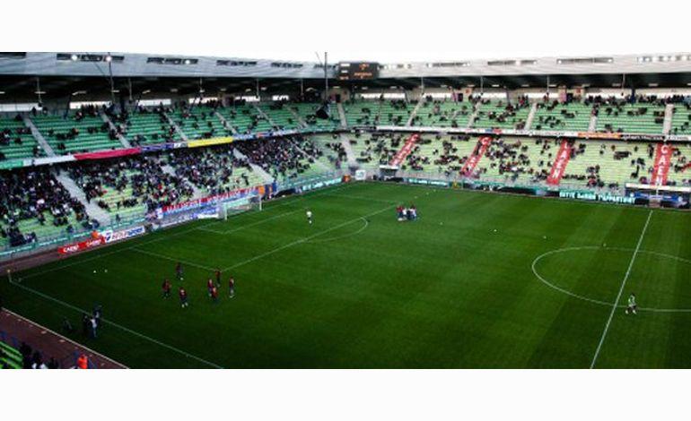 Live : Suivez Caen-Ajaccio en direct sur Tendance Ouest