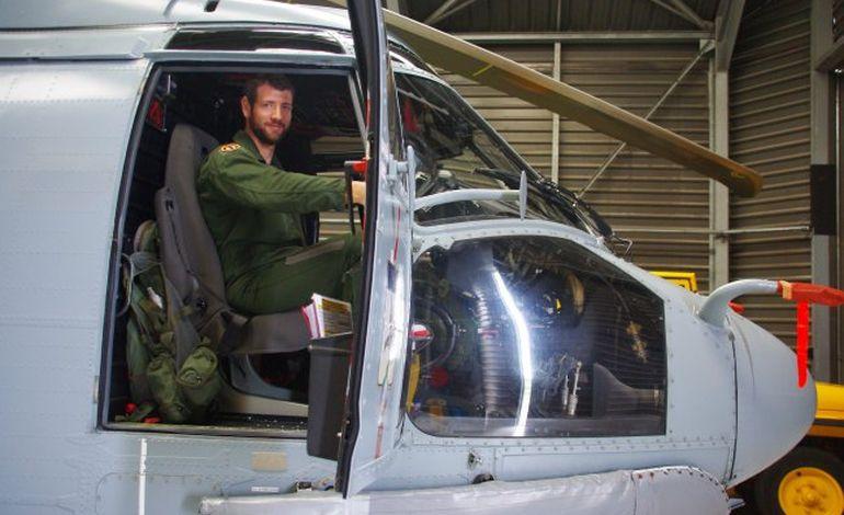Nicolas Gross, pilote d'hélicoptère: