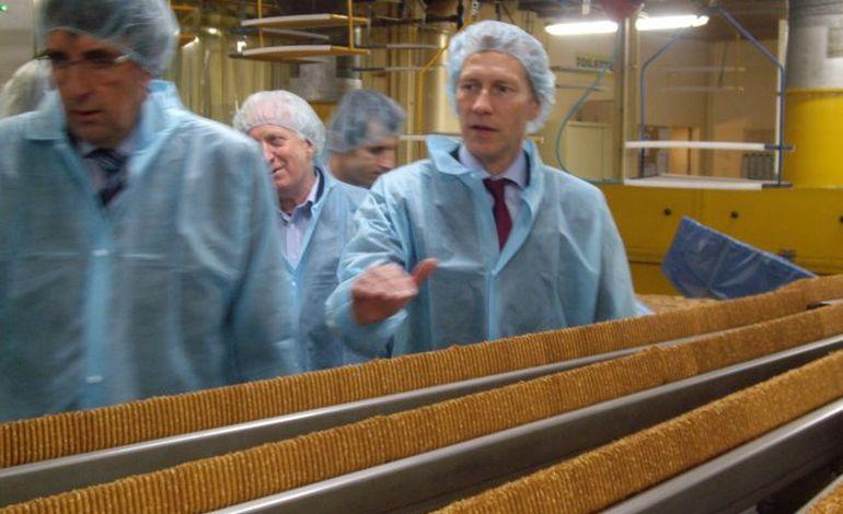 Biscuiterie de l'Abbaye : la gourmandise durable