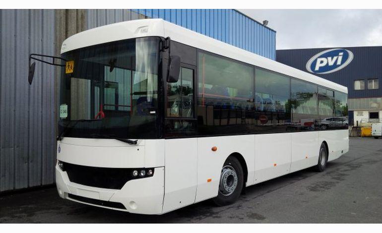 Le 1er autocar électrique français est