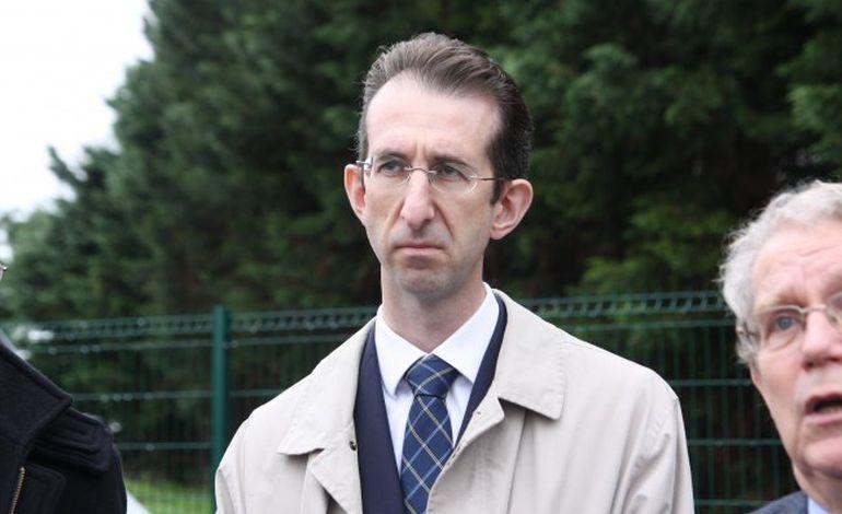 Le secrétaire général quitte la préfecture du Calvados