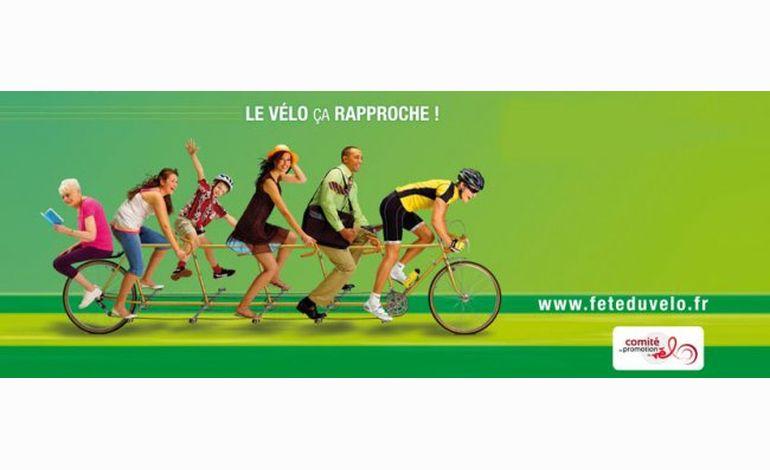 La fête du Vélo s'organise à Caen