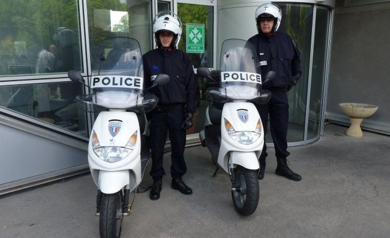 La police évolue dans la Manche