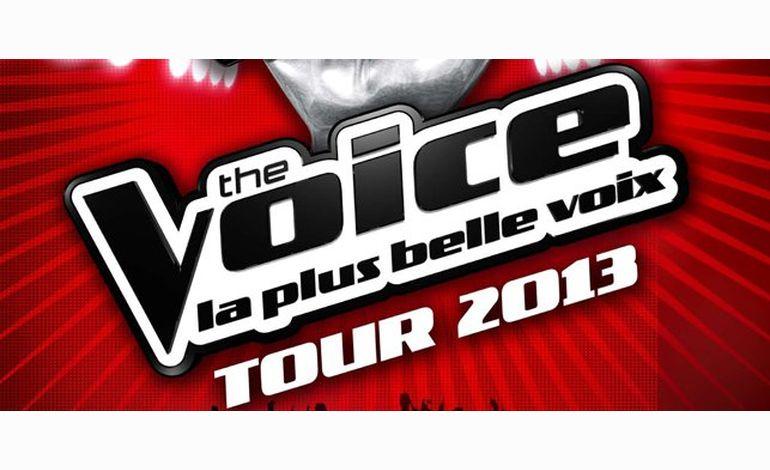 The Voice Tour 2013 au Zénith de Caen - INTERVIEWS
