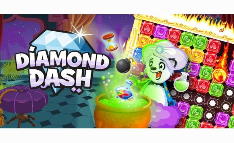 L'appli de la semaine: Diamond dash