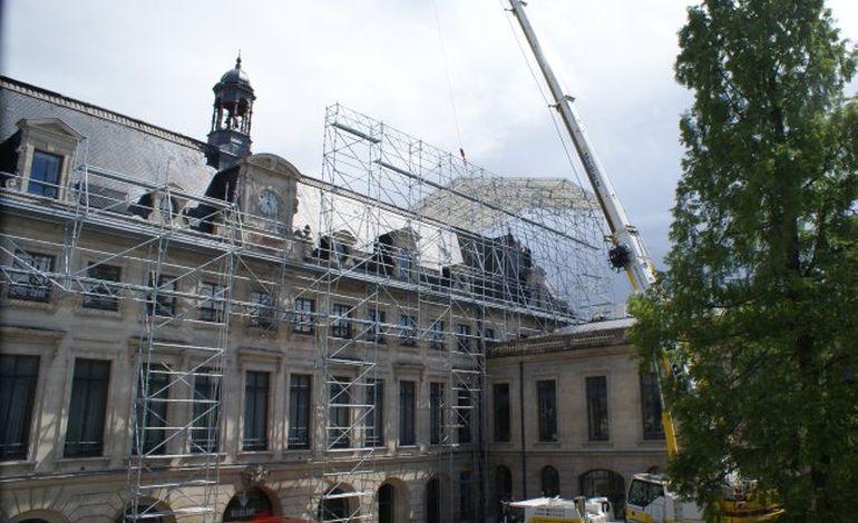 Travaux au rectorat de Rouen : retour sur un passé très mouvementé