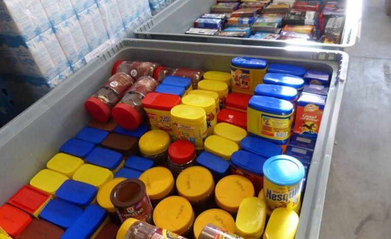 Collecte exceptionnelle de la Banque Alimentaire dans les grandes surfaces