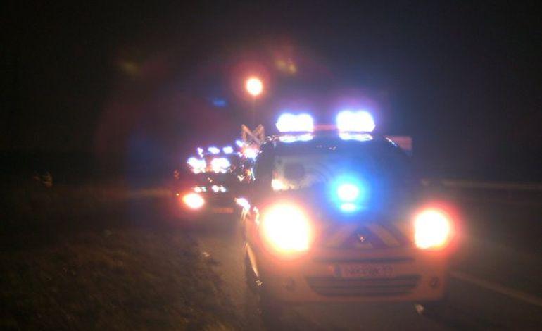 Accident mortel près de Caen