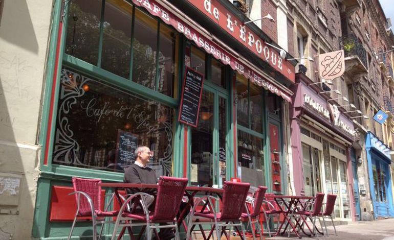 Tables rouennaises : le charme intact du Café de l'Epoque
