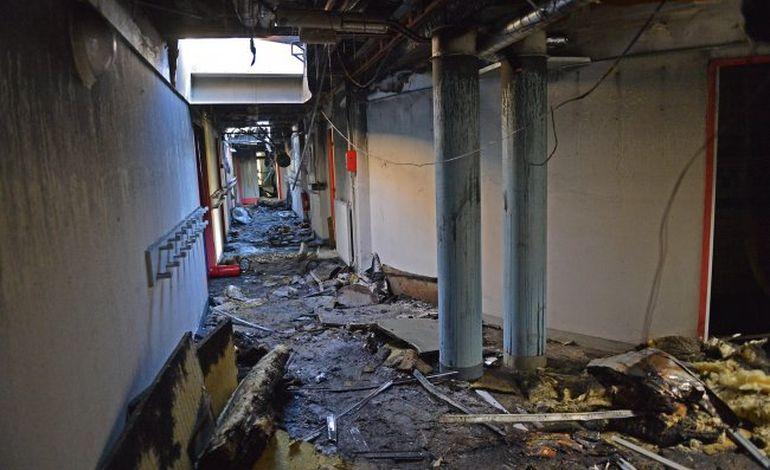 Ecole Camus : après l'incendie, un lundi pas comme les autres