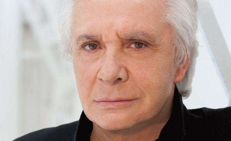 Michel Sardou à Rouen ce mercredi