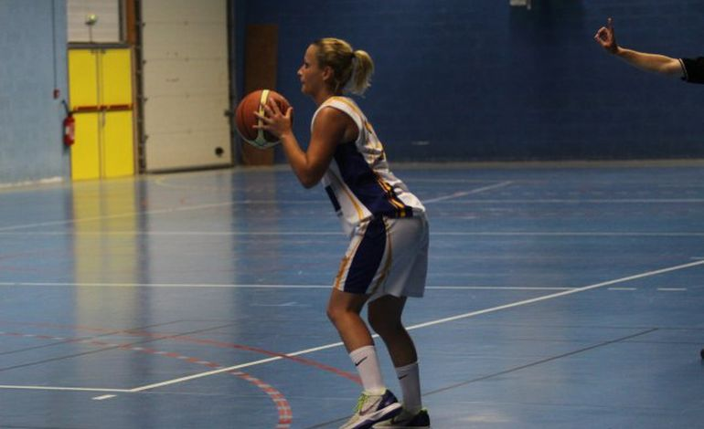 Basket/N3F : Douvres a bâti une grosse équipe