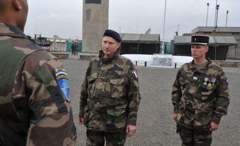 Emmanuel Carlier nommé préfet maritime de la Manche-Mer du Nord
