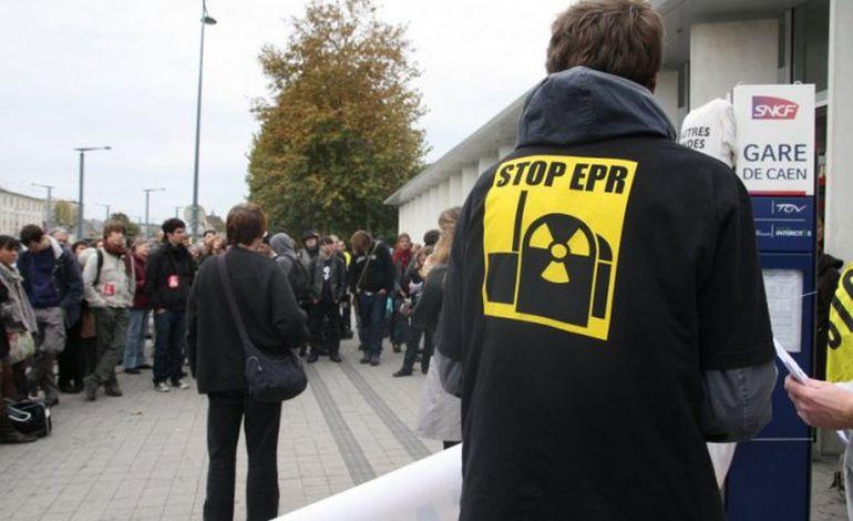 Blocage d'un convoi nucléaire à Caen : peine alourdie en appel