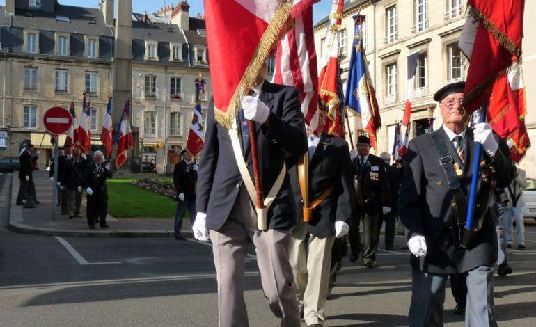 69 ans après, les vétérans se souviennent...