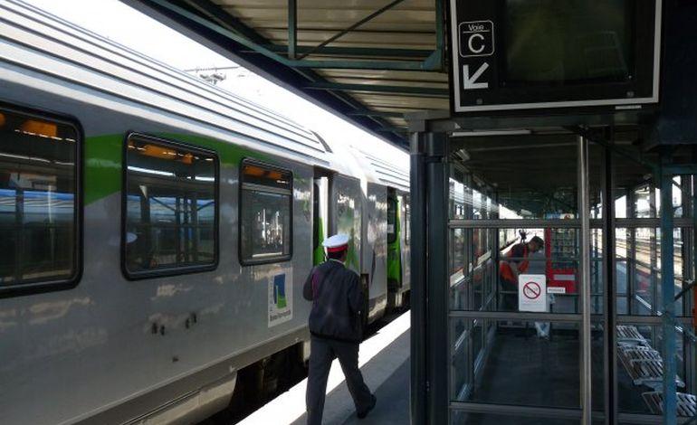 Les usagers du Paris-Caen-Cherbourg remontés après la