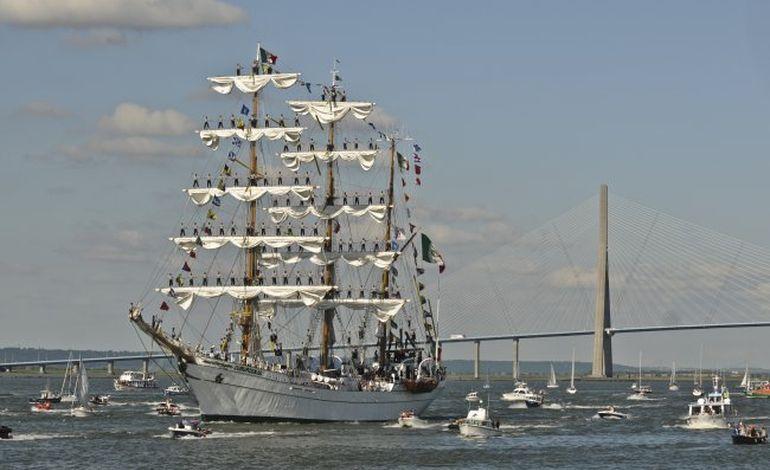 Armada : les navires de légende sont là !