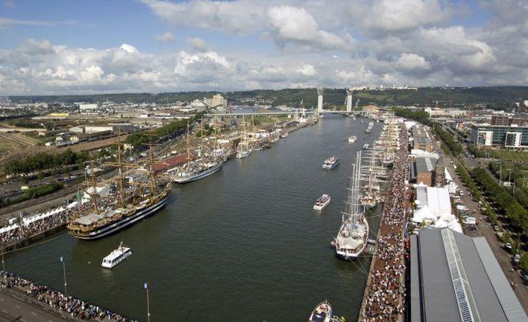 Armada : la ville de Rouen vibre au rythme de ses quais