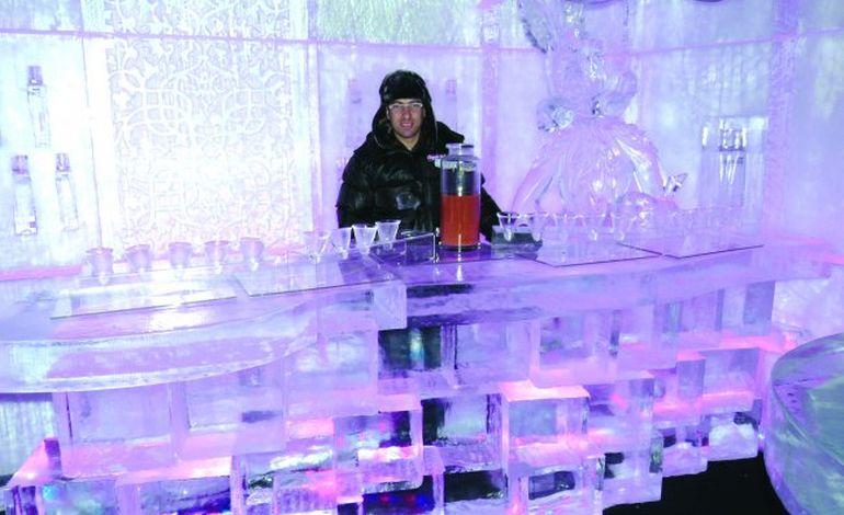 Comme Tokyo, Stockolm ou New York : Caen a son Ice bar !