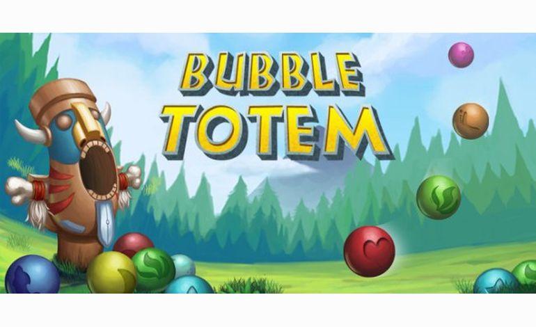 L'appli de la semaine : Bubble totem