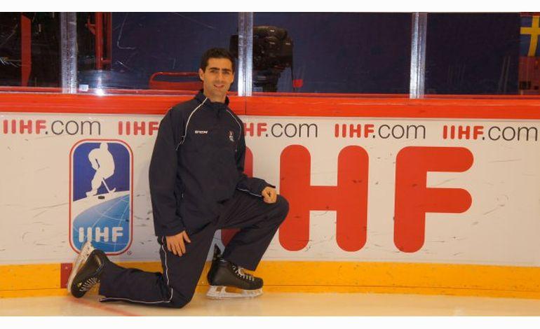 Un rouennais dans le top 15 mondial : il rêve d'arbitrer les J.O. de hockey