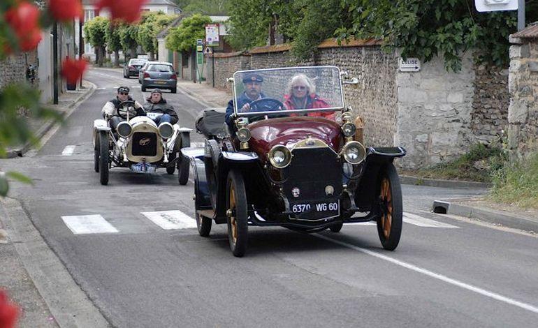 Paris-Rouen, la plus vieille course automobile du monde
