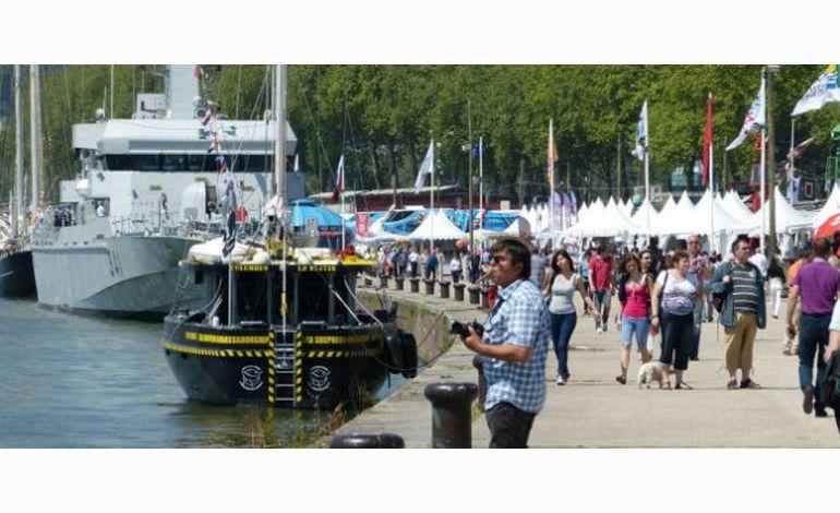 L'Armada à Honfleur : la circulation sera très réglementée