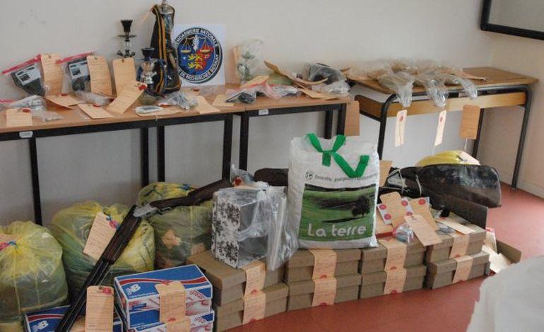Héroïne : un important trafic démantelé au sud de Rouen par les gendarmes