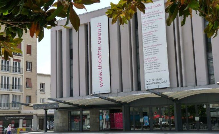 Grands travaux : le théâtre de Caen fermera le 1er juillet