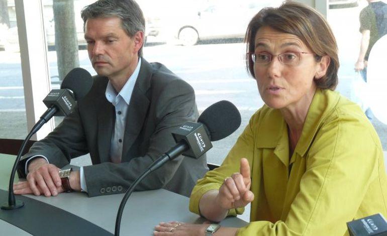 Protection des données et internet : Laurence Dumont organise le débat à l'Assemblée