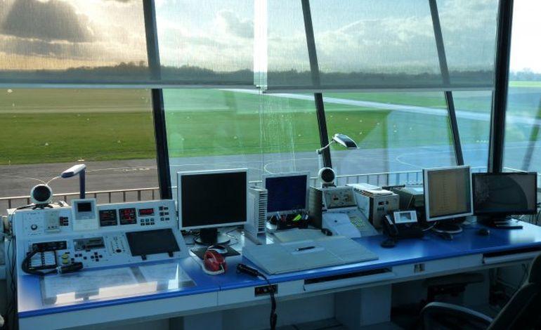 Le trafic à l'aéroport Caen-Carpiquet perturbé