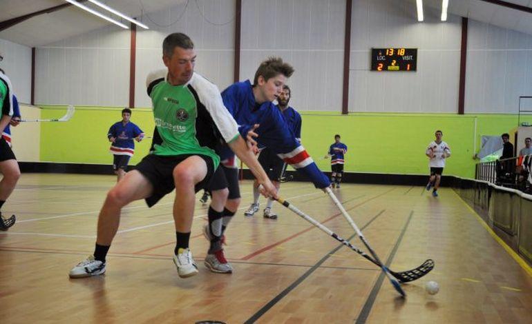 Le Caen Floorball s'impose à domicile