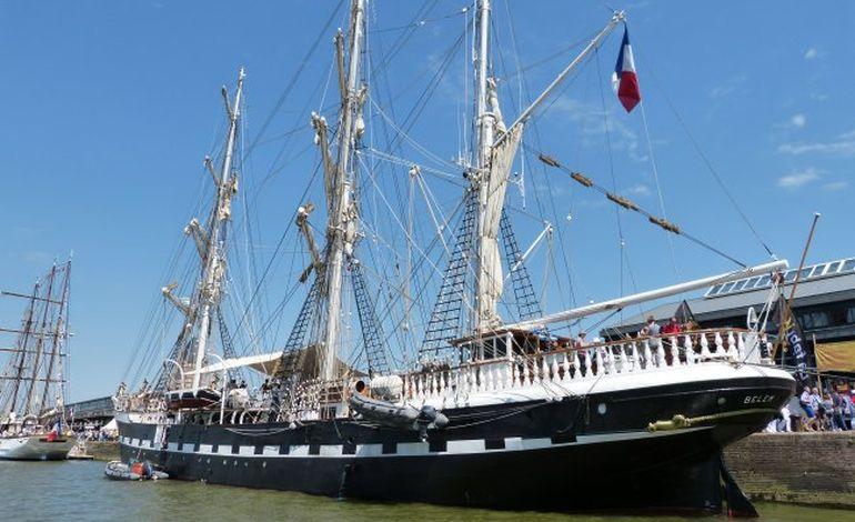 Armada de Rouen : l'incroyable vie du Belem, 117 ans déjà
