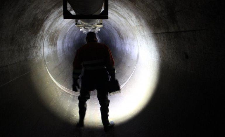 Reportage six pieds sous terre dans les égouts de Rouen