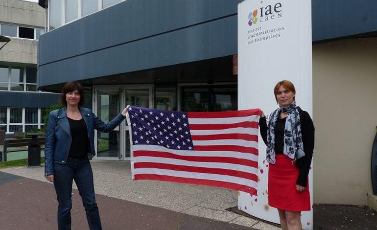 Caen compte le seul centre franco-américain du pays