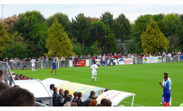 Football : une première recrue au FC Saint-Lô