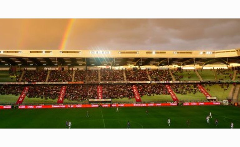 Ligue 2: Caen recevra Dijon pour la 1ère journée