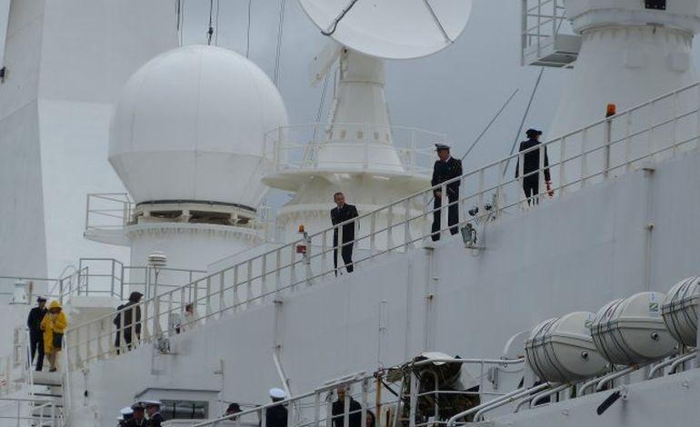Armada : le Monge, fierté de la Marine et de la technologie à la française