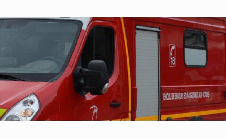 Rouen : un blessé grave sur la nationale 28