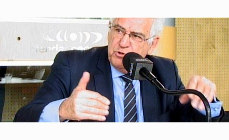 Jean-François Le Grand condamne la droitisation de l'UMP - VIDEO