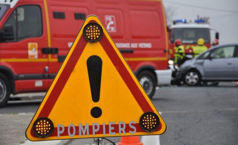 Une collision frontale entre deux voitures fait un mort dans l'Orne