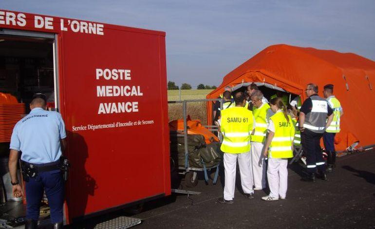 Recrutement de pompiers volontaires au Theil-sur-Huisne et à Ceton