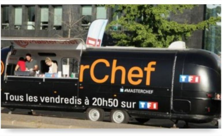 le food truck de l 39 mission masterchef sur tf1 arrive en. Black Bedroom Furniture Sets. Home Design Ideas