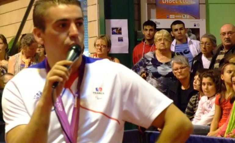 Tennis de table : Emeric Martin en finale